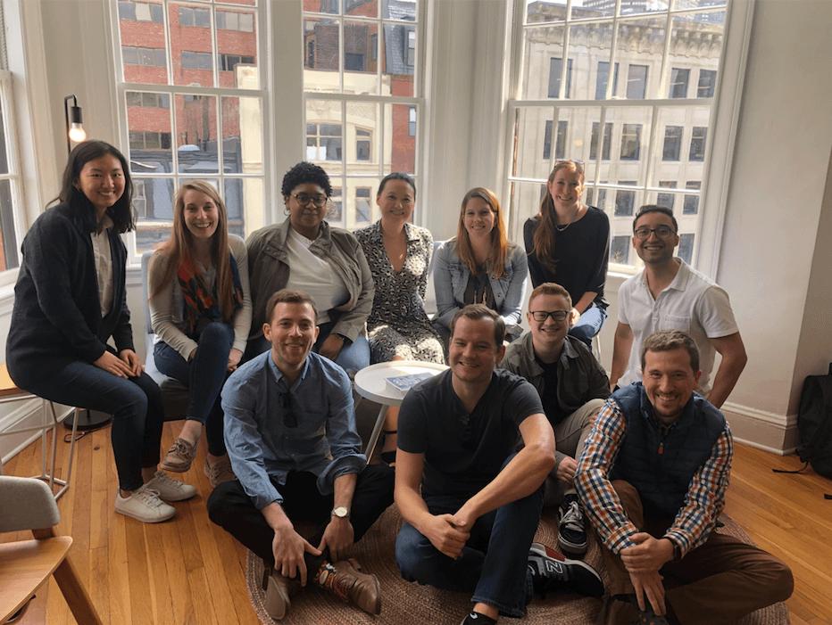 HubSpot's Product Marketing Team